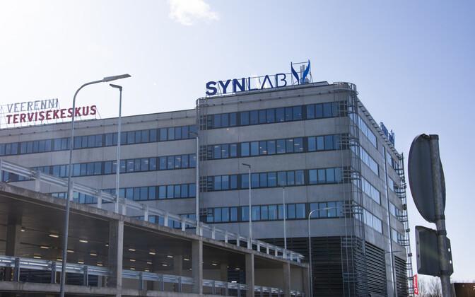 Synlab headquarters in Tallinn.