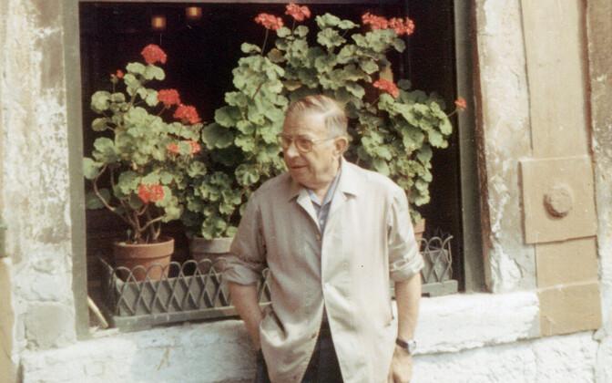 Jean-Paul Sartre 1967. aastal