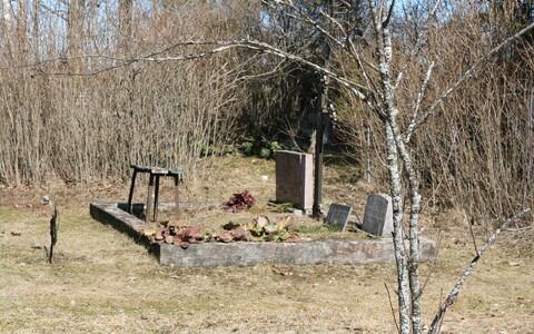 Kalmistu Setumaal