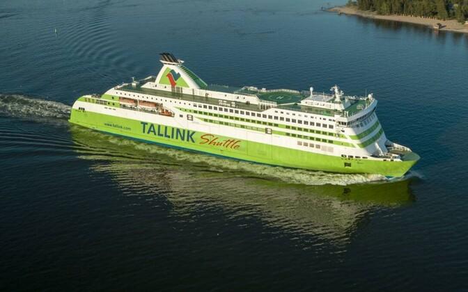 Tallink's MS Star.