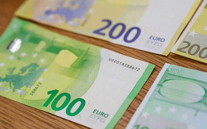 Euros (picture is illustrative).