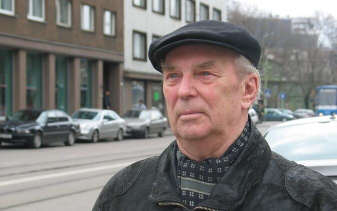 Arhitekt ja arhitektuuriuurija Dmitri Bruns.