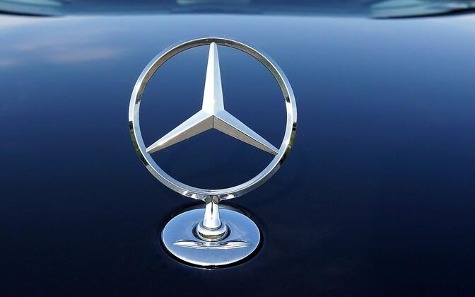 Mercedes. Иллюстративная фотография.