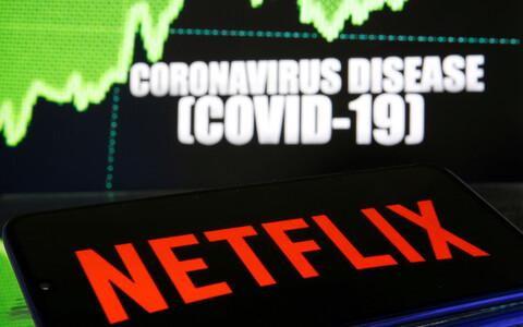 Netflix käivitas 100 miljoni dollari suuruse toetusfondi filmi- ja televaldkonna töötajatele, kes on koronaviiruse leviku tõttu tööst ilma jäänud.