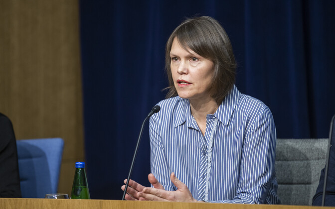 Merike Jürilo.