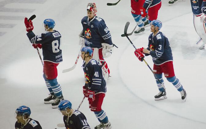 В последние годы КХЛ добиралась и до Таллинна.