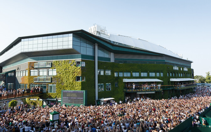 Wimbledoni tennisekeskus