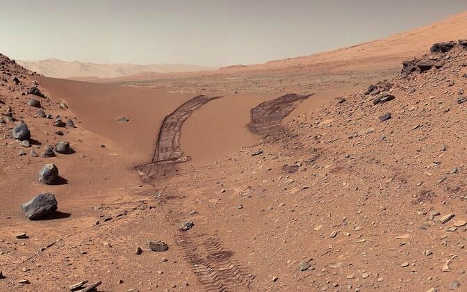 On võimalik, et Marsi elu põhines alguses RNA-l.