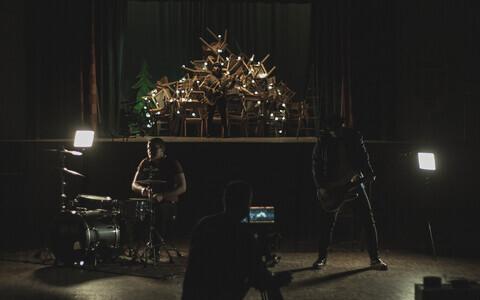 Muusikavideo filmimine