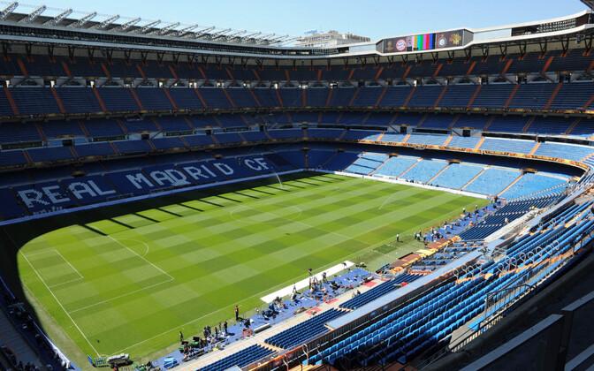 Santiago Bernabeu staadion