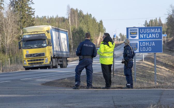 Soome karmistab ja pikendab eriolukorra piiranguid