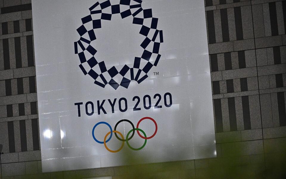 Логотип Олимпиады в Токио останется прежним.