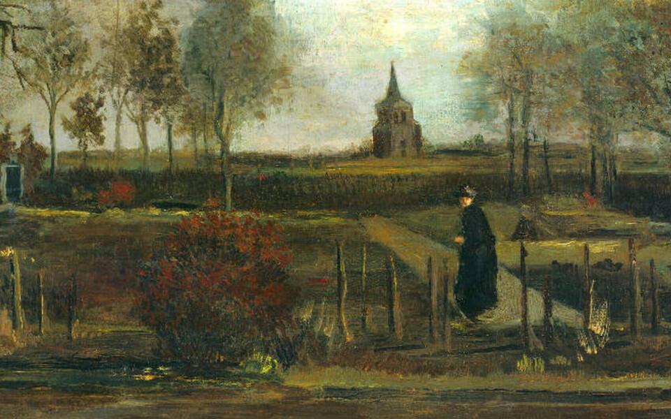 Vincent van Goghi 1884. aasta maal