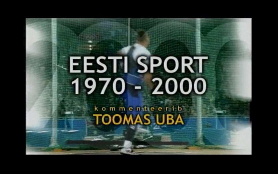 Eesti sport 1970-2000
