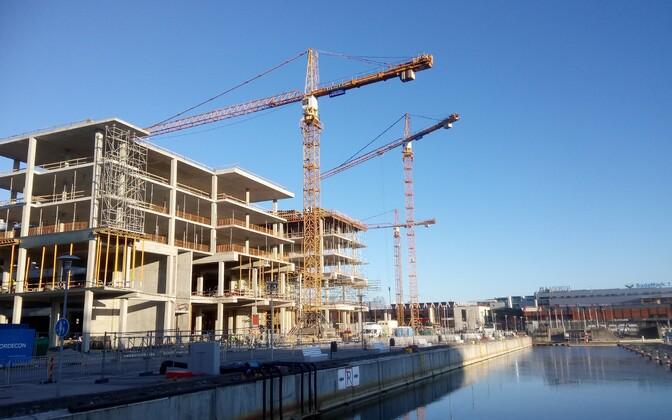 В развитие Porto Franco инвестировано 190 миллионов евро. В новом многофункциональном квартале появится более 150 000 кв. м площадей