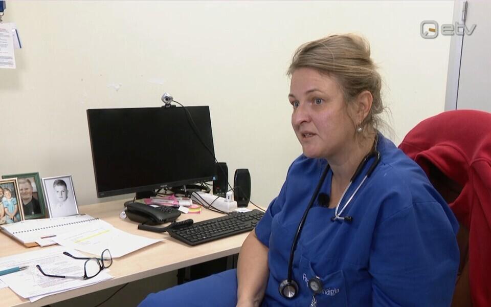 PERH-i EMO juht ütles, et nad on valmis selleks, et iga päev võib haiglas olukord muutuda.