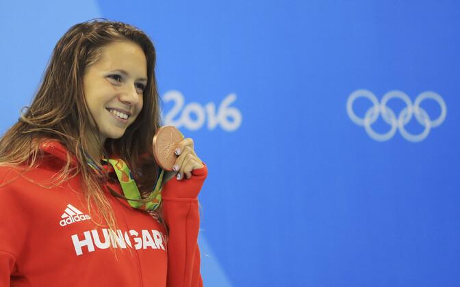 Boglarka Kapas Rio olümpial