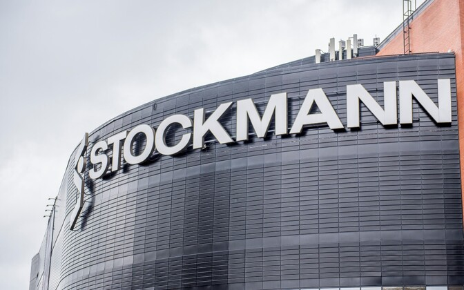 Stockmann department store in Tallinn.