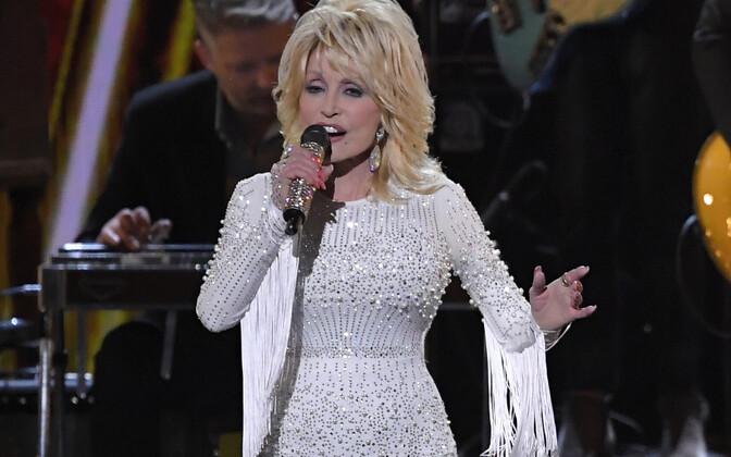 Dolly Parton 2019. aastal.