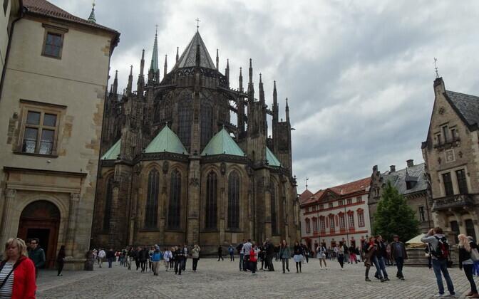 Столица Чехии - город Прага.