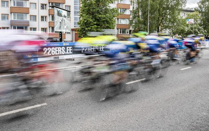 Jalgratturid Tour of Estonial