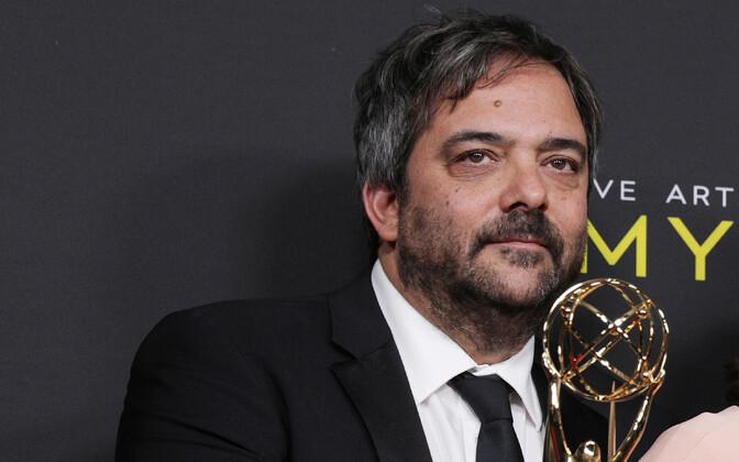 Adam Schlesinger 2019. aasta Emmyde jagamisel.