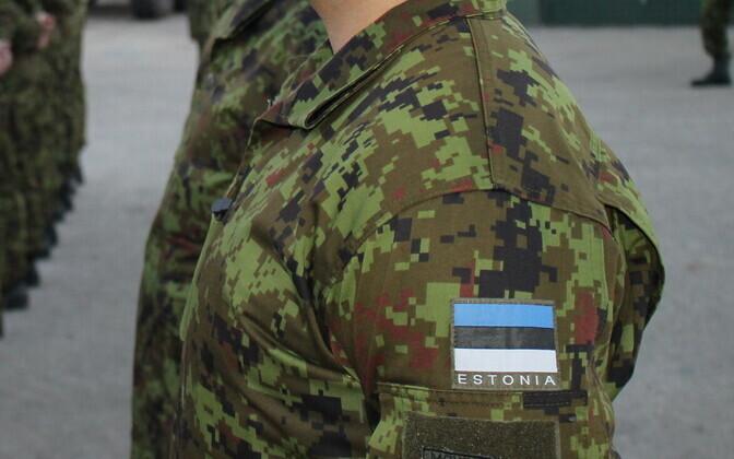 Eesti kaitseväelased Liibanonis.