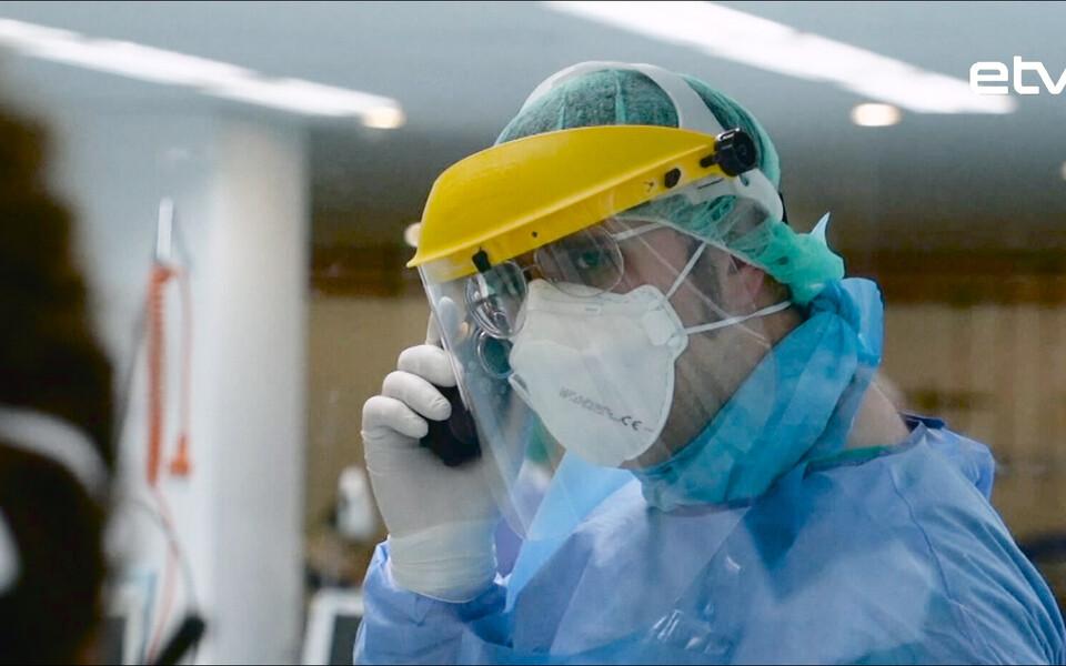 Распространение коронавируса в мире.