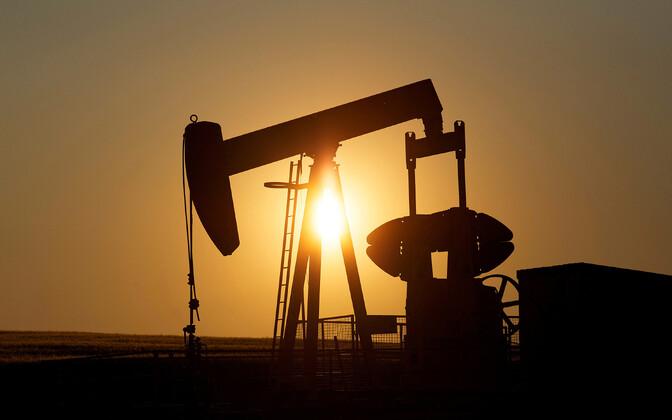 Naftapump Calgarys.