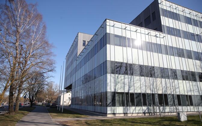 Terviseameti hoone Tallinnas Paldiski maanteel