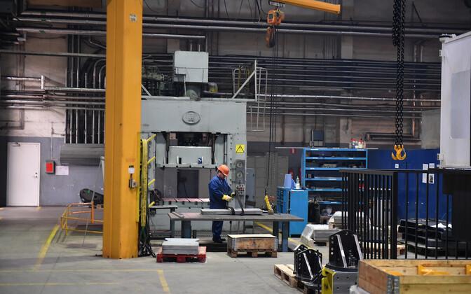 Нарвский завод Fortaco может лишиться квалифицированных кадров
