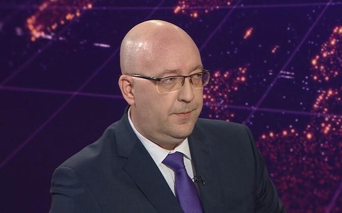 Rural affairs minister Arvo Aller (EKRE) on Monday's