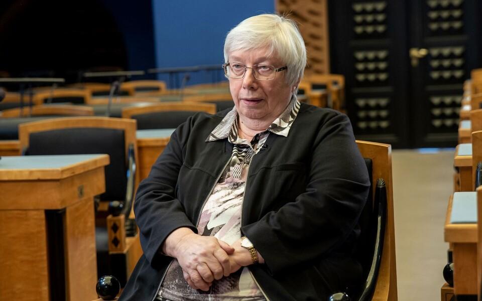 Marju Lauristin. Juubelisaade