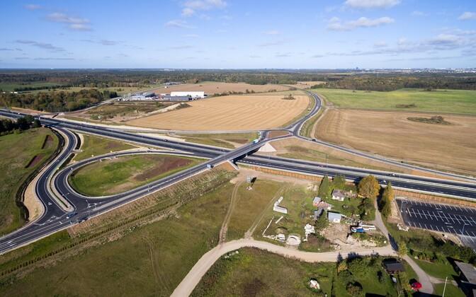 Tallinn Ring Road.