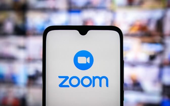 VIdeokonverentside rakendus Zoom.
