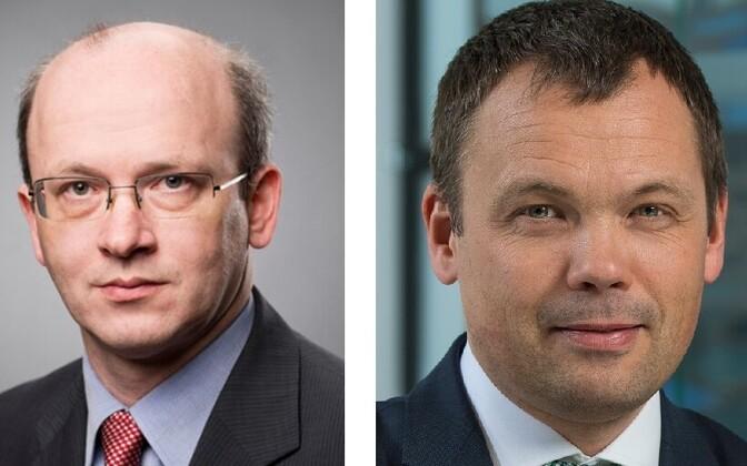 Andres Vutt ja Urmas Volens