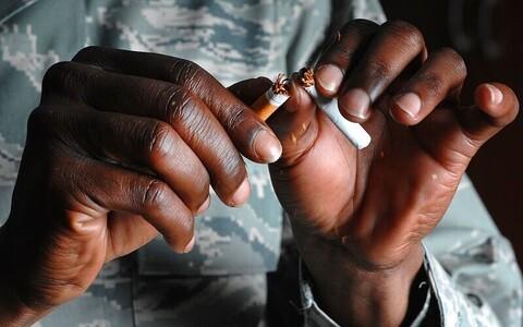 Mida hiljem suitsetamisega algust tehti, seda väiksem oli tõenäosus täiskasvanuna jätkata.