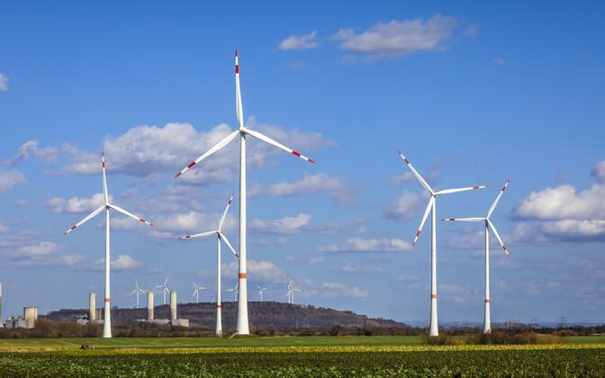 Предприятию Enefit Green принадлежат 20 ветропарков в Эстонии и Литве.