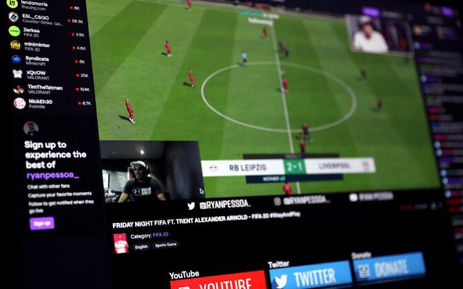 E-spordimäng FIFA