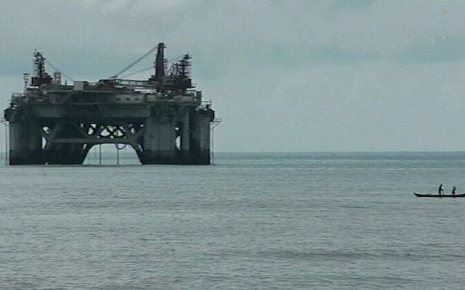 Naftaplatvorm
