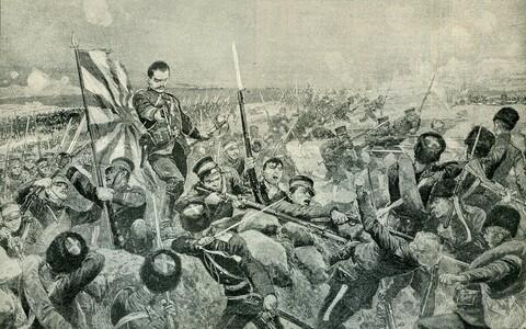 Jaapanlasi kirjeldati sõdurikirjades kavalatena, sest neil oli parem varustus ja etemad relvad.