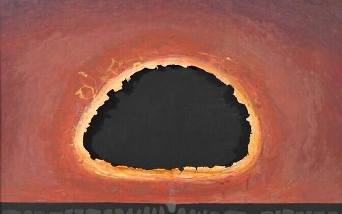 lmar Malin. Kustuv päike. 1968.