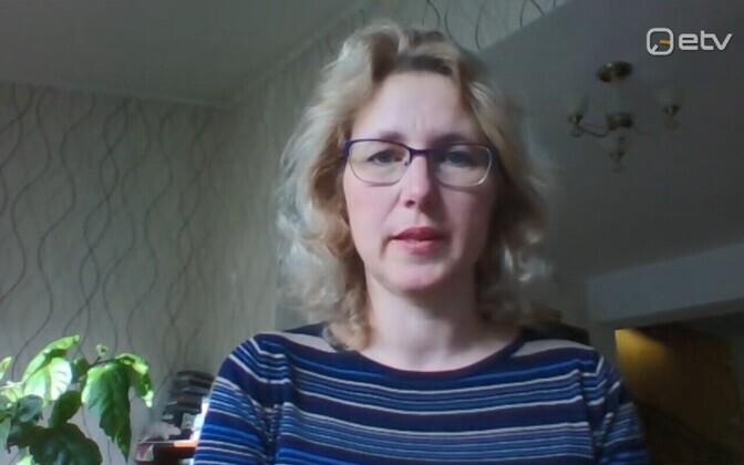 Krista Fischer.