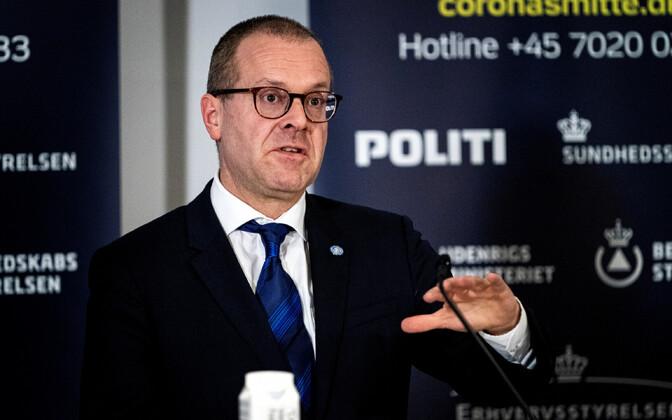 WHO Euroopa regiooni direktor Hans Kluge.