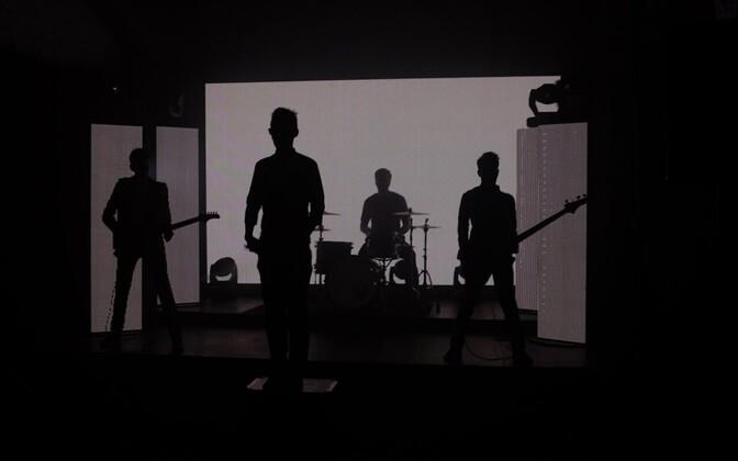 Группа RAIZER. Первый слева — Михаил Скурихин