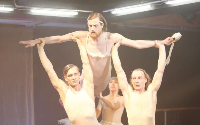 VAT teatri ballett