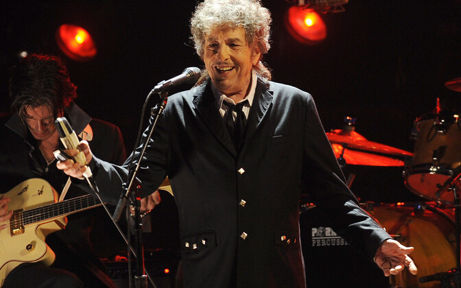 Bob Dylan 2012. aastal.