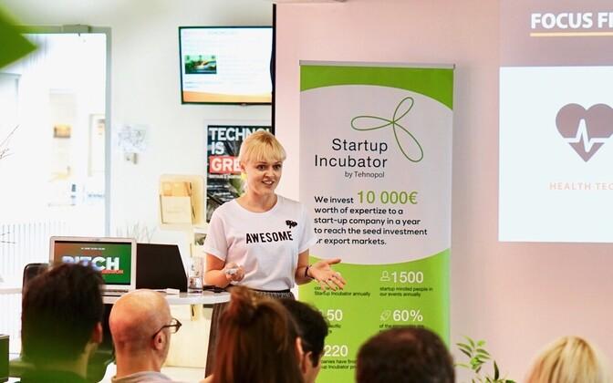 Tehnopol откроет в Нарве инкубатор для стартапов.