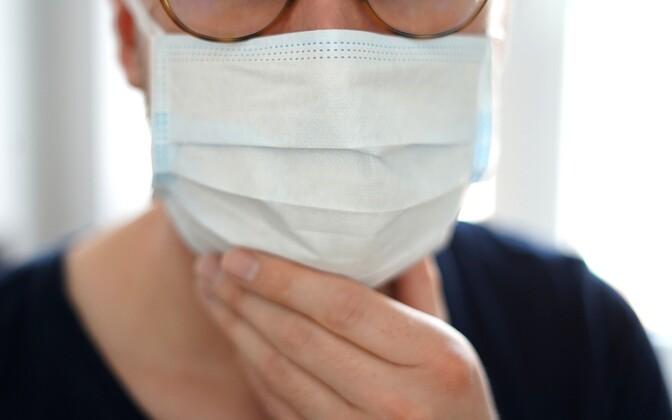 Финские ведомства пришли к единому мнению о целесообразности ношения защитных масок. Иллюстративная фотография.