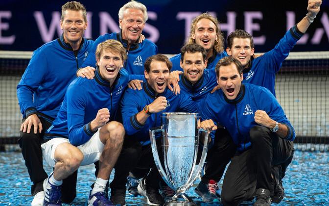 Euroopa võistkond 2019. aasta Laver Cupil